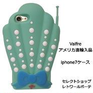 Valfre ヴァルフェー SHELL PHONE 3D IPHONE 7 CASE 立体 シェル 海外 ブランド