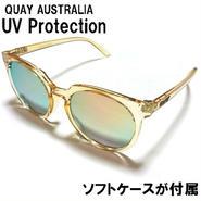 Quay Eyeware Australia キーアイウェアオーストラリア サングラス don't change gold ミラー ゴールド 海外
