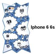 candies キャンディーズ かずはりんぬ mokumoku chan iphone 6 6s case iphone6s ケース オシャレ おもしろ シリコン おしゃれ ブランド