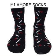 Valfre ヴァルフェー アメリカ の アモーレ ソックス MI AMORE SOCKS 可愛い靴下 靴下 レディース おしゃれ ファッション アメカジ 海外 ブランド