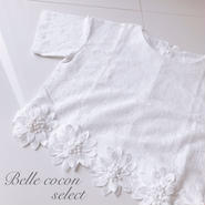 cutting lace  blouse