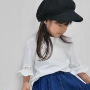 【kids】フレアスプリングトップス