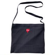 Beside the bag wool sacosh bag