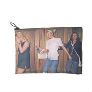 "Besidethebag ""way to party"" clutch bag"