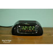 TIMEX LED CLOCK RADIO TX220B アラーム 置時計
