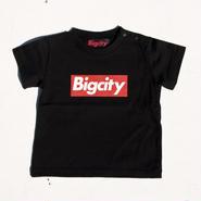 Bigcity BOXLOGO KIDS S/STEE 親子でどうぞ!