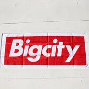 BigcityLOGO スポーツタオル