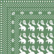 Bandana / Elephant /  bbb1312elephant