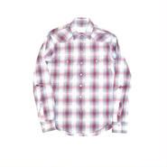 The Letters : Western Flannel Check Crash Shirt