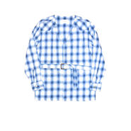 The Letters : Western Gown Flannel Check Shirt