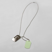 HUMIS : CHEMICAL REFLECTING DOG-TAG