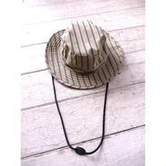 MAINTENANT : STRETCH STRIPE SAFARI HAT