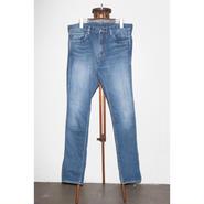 The Letters :5 Pocket Stretch Denim Slim Pants