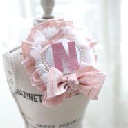 My Rosette『ツイード仕様ピンク』