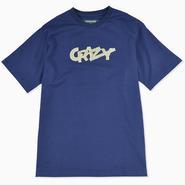 【PHINGERIN】CRAZY TEE (NAVY)