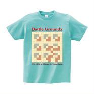 Battle Groundz Tシャツ  アクア