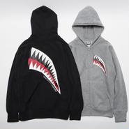 BxH Shark Zip-up Pk(再入荷)