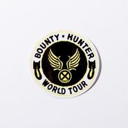 BxH World Tour Sticker