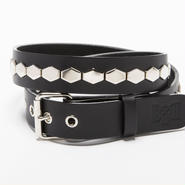 BxH Hexagon Studs Belt