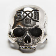 BxH / Dog State Skull Ring(再入荷)