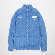 BxH Stripe Work Shirts