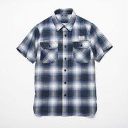 BxH Check S/S Shirts 40%off