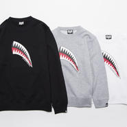 BxH Shark Kids Crew Neck Sw