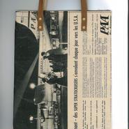 トートバッグ M 2118