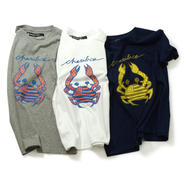 WNS CONNIE TEE CRAB Tシャツ