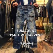 """1246 BUSHPANTS HW """"HARVEST"""" 店頭入荷分ご予約受付中"""