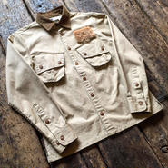 Bibury Court / VENTILE SHIRT JACKET