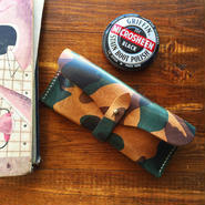 LEFT HAND / Leather Glasses Case