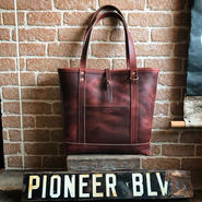 LEFT HAND TOTE BAG GRcompany別注 / 限定Horween Chromexcel BROWN