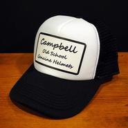 Campbell Helmets メッシュキャップ TYPE B