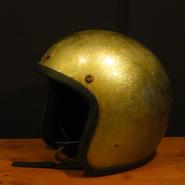 CAMPBELL HELMETS CH501-FLAKE/GOLD (Vintage)