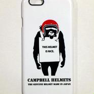 Campbell Helmets iPhone 6 Case APE'S PROPAGANDA