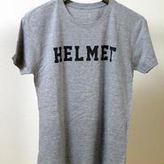 Campbell Helmets HELMET TEE 杢グレー