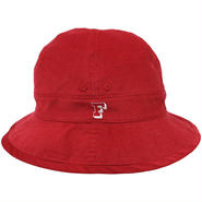"""FRK250 FRANK フランク シティー ボール ハット レッド CITYBALL HAT """"CORDUROY"""" RED"""