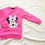 kids★minnie pullover