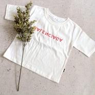 kids★ハングル風T-shirt