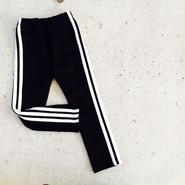 【ladies'】Line pants