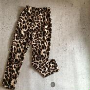 kids★leopard leggings