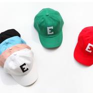 "kids★alphabet""E""cap 《LEGIRL》"