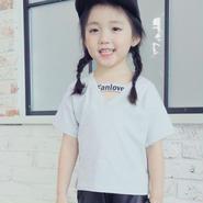 kids★choker tshirt