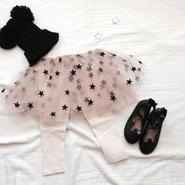 kids★star tulle skirt