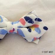 blossom bow tie