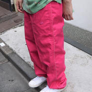 NIKE/ナイキ ライン入りカツラギパンツ 80年代紺タグ  (USED)