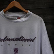 NIKE/ナイキ ロゴ Tシャツ 80~90年代 銀タグ Made In USA (USED)