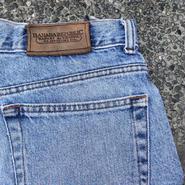 BANANA REPUBLIC/バナナリパブリック ウォッシュドジーンズ 90年代 Made In USA (USED)