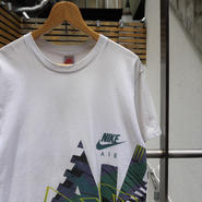 NIKE/ナイキ AIR ロゴ Tシャツ 80~90年代 銀タグ Made In USA (USED)